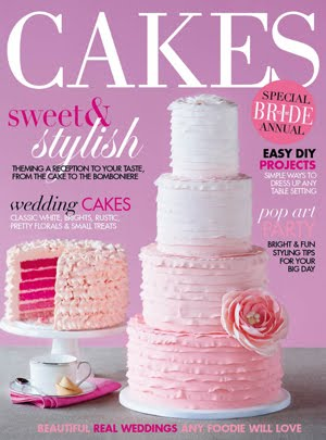 Bride to Be Wedding Cakes