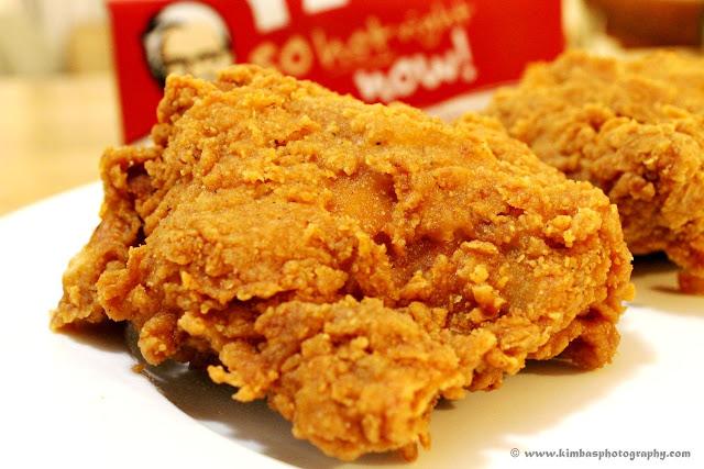 Ayam Goreng Tepung Renyah ala KFC