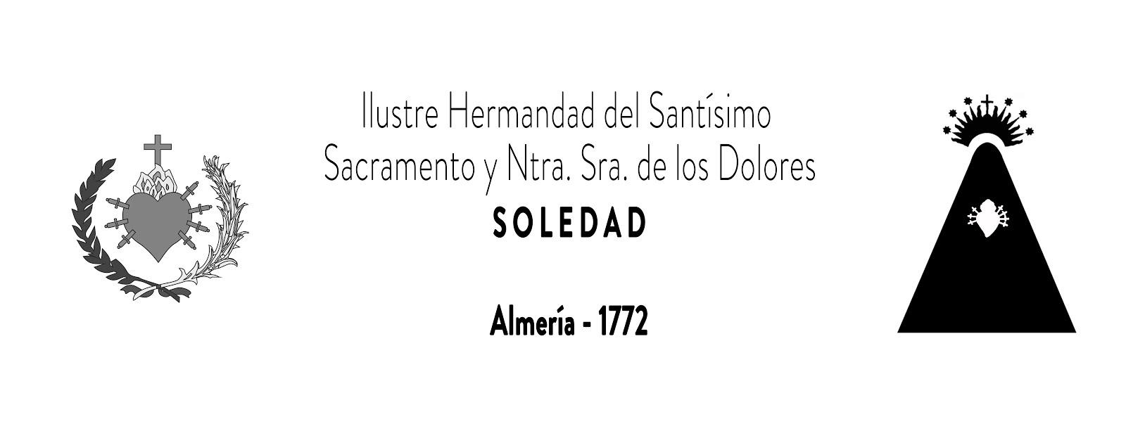 HERMANDAD DE LA SOLEDAD DE ALMERÍA