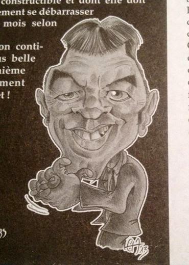 Chabot Maire Vendéen par Guillaume Néel