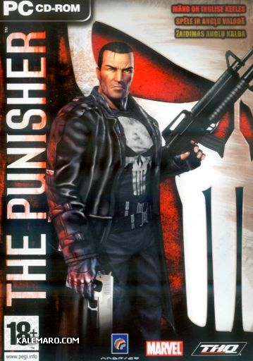 Download PC Game: Free Download Game The Punisher Full Version