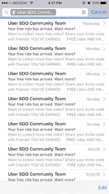 uber bandung jakarta free code ubereky