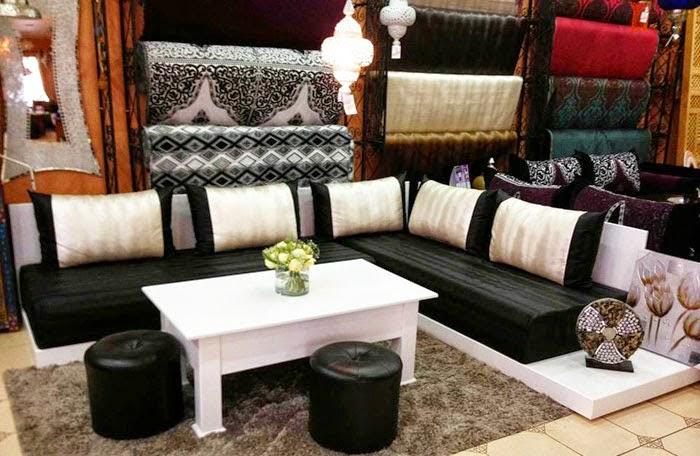 Salon Marocain simple décoration 2014 | Salon Marocain