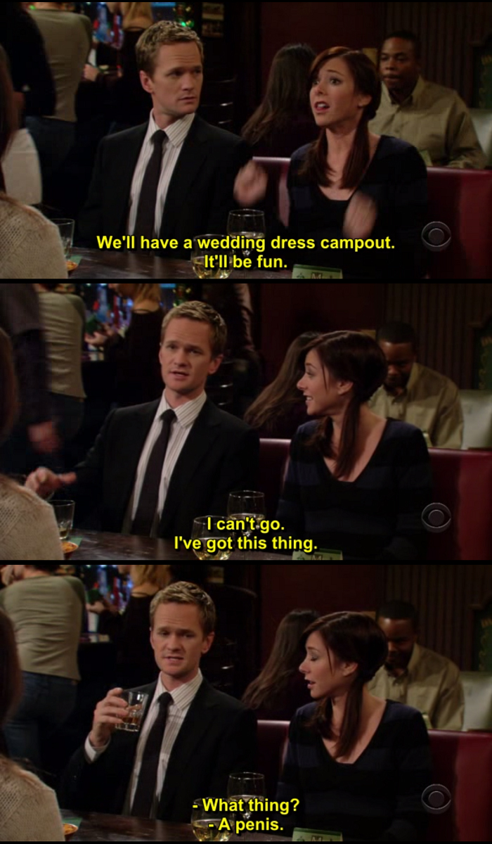 How I Met Your Mother Quote-12