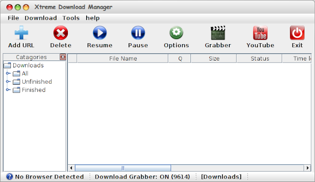 XDMAN Download - Extreme Download Manager for Linux