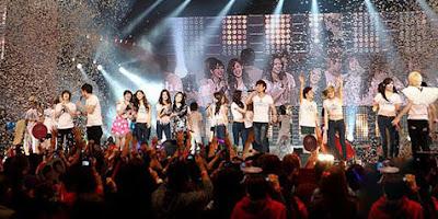 Konser SMTOWN World Tour III in Jakarta