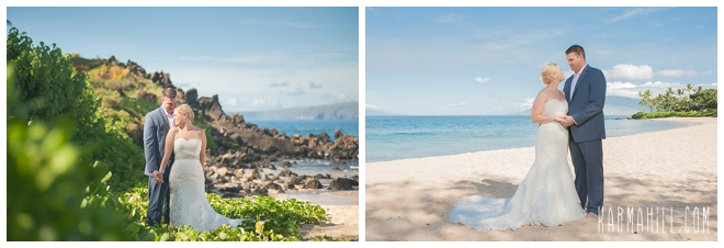 Trash the Dress Session Maui