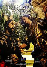 Cartel SEMANA SANTA 2015 (GRAN CANARIA)