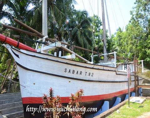 Perahu Sabar T82