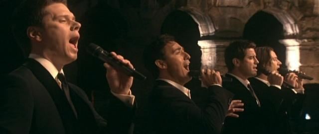Matin lumineux il divo amazing grace - Il divo amazing grace video ...