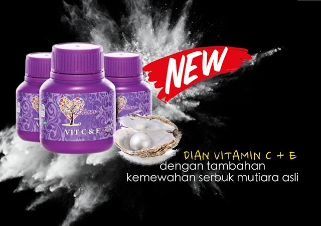 Dianz Vitamin Extra Pearl