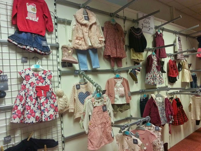 Matalan UK Autumn Winter young girls range