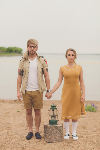 moonrise kingdom, moonrise kingdom wedding, 60s camping, Wes Anderson, Roman Coppola, movie inspired wedding