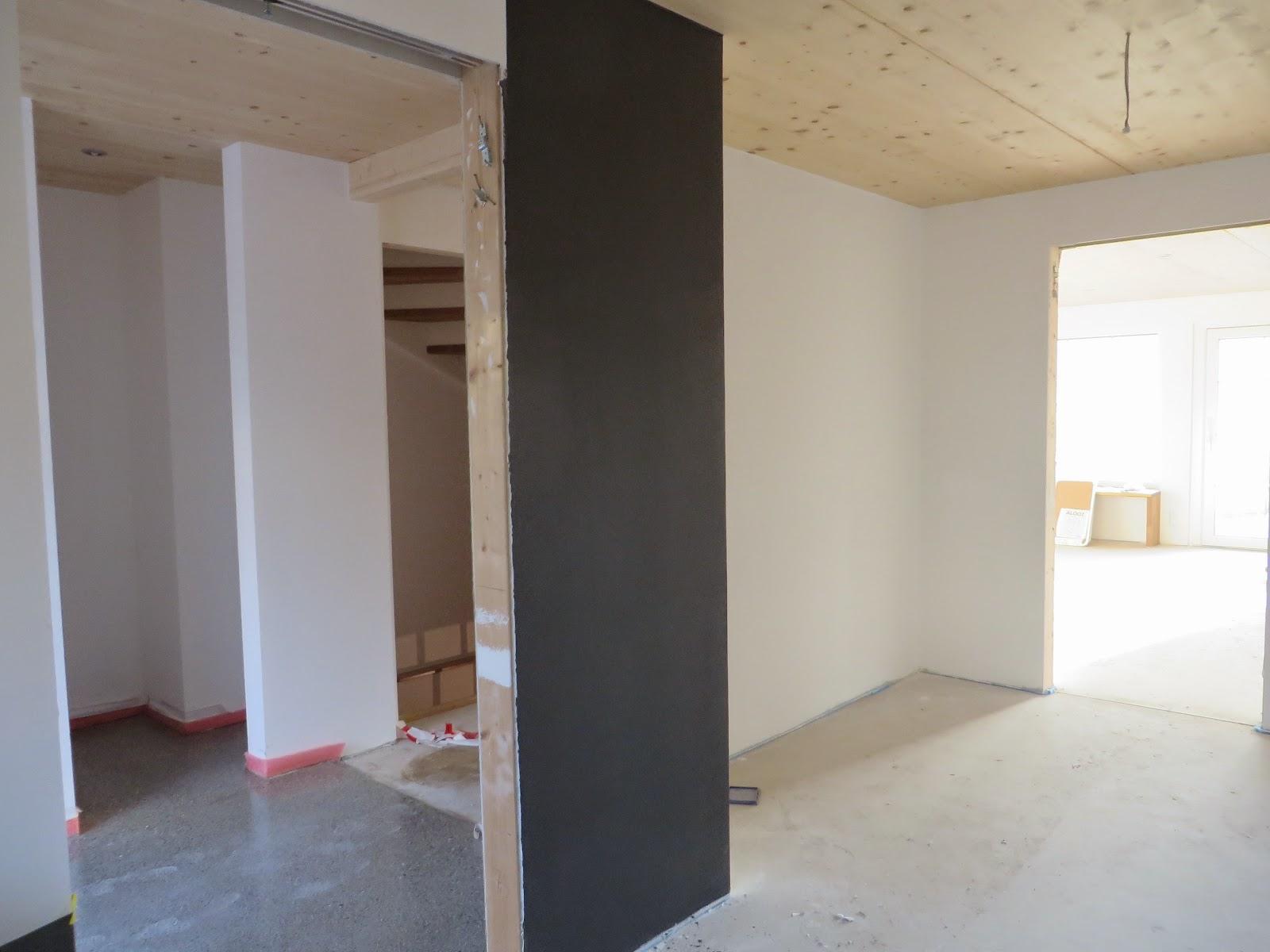 Luckenfuller der maler ist fertig for Tafelwand küche