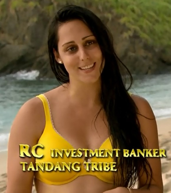 Survivor Roberta RC Saint Amour