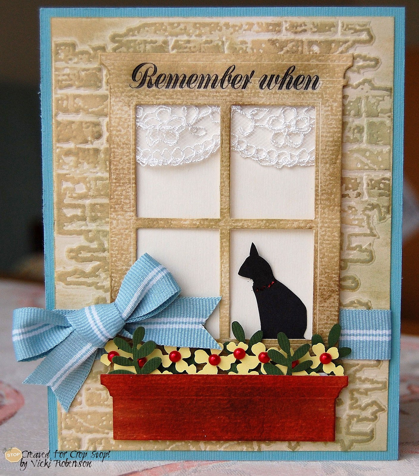 How to scrapbook like poppy - 95 Best Images About Window Cards On Pinterest Stamping Embossing Folder And Memories Box