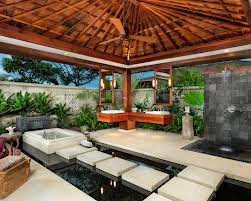 Tropical Bathrooms Designs
