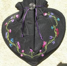 Black SRE Purse