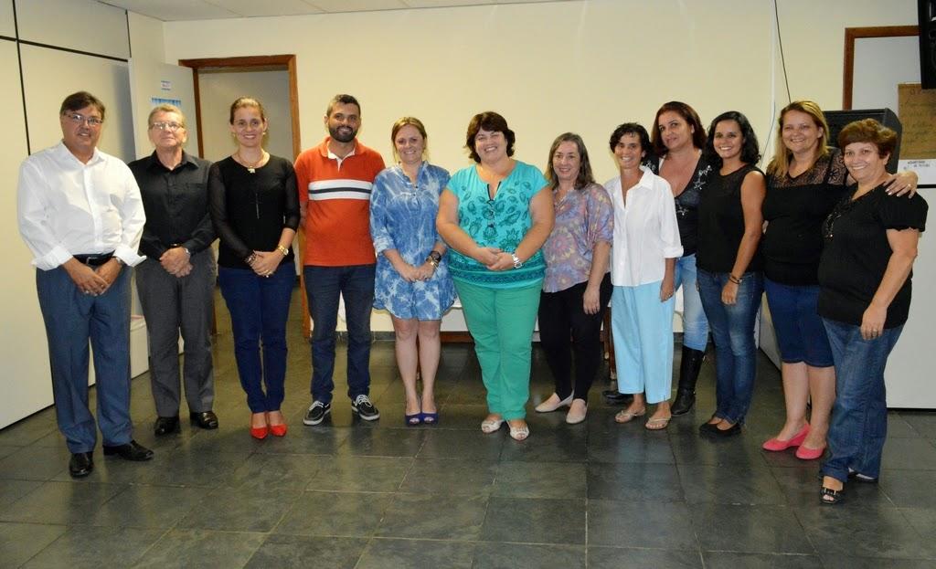 Novos membros do Conselho Municipal de Educação de Teresópolis