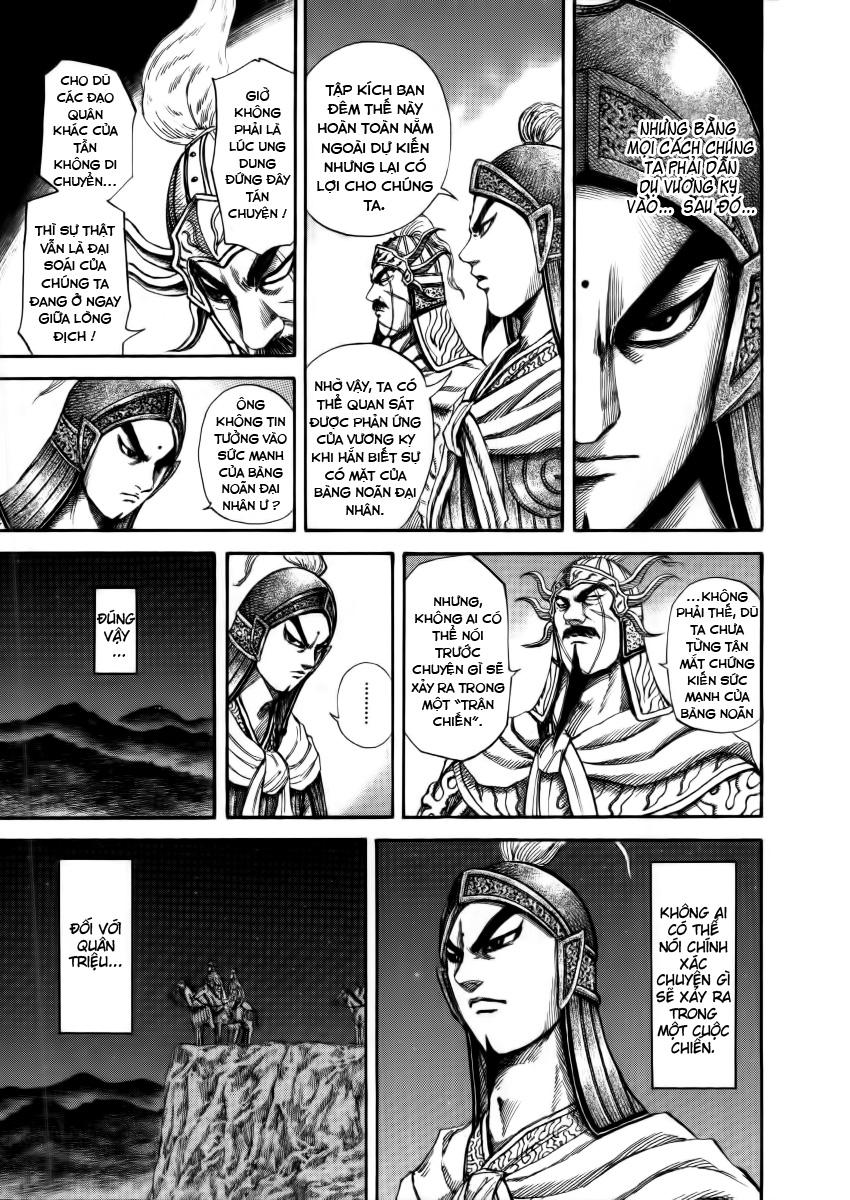 Kingdom – Vương Giả Thiên Hạ (Tổng Hợp) chap 143 page 8 - IZTruyenTranh.com