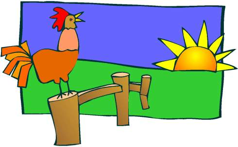 Clipart: Ayam