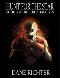 Hunt For The Star (The Eldon Archives, #1) by Dane Richter