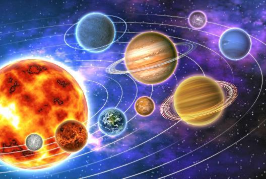 по солнечной системе можно