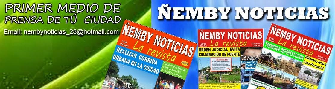 ÑEMBY NOTICIAS: