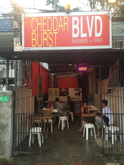 Cheddar Burst Blvd, Proj. 2 QC