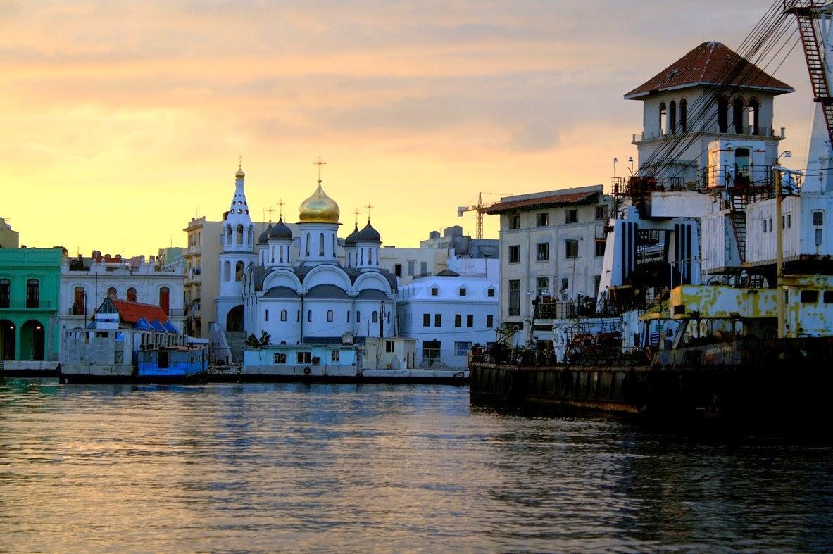 Bahía de La Habana se convierte en puerto turístico