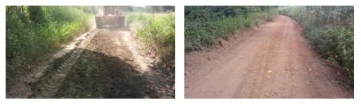 Comunidades da zona rural de Limoeiro continuam recebendo ações de patrolamento