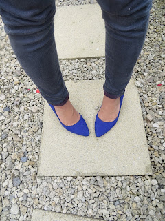 New Look Blue Fashion Shoes