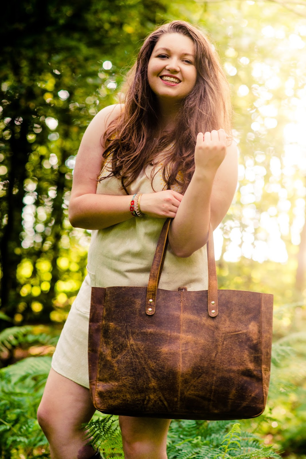 liquid grain liquidgrain scaramanga st andrews leather tote shopper blog