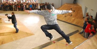 san bernardo skateboard