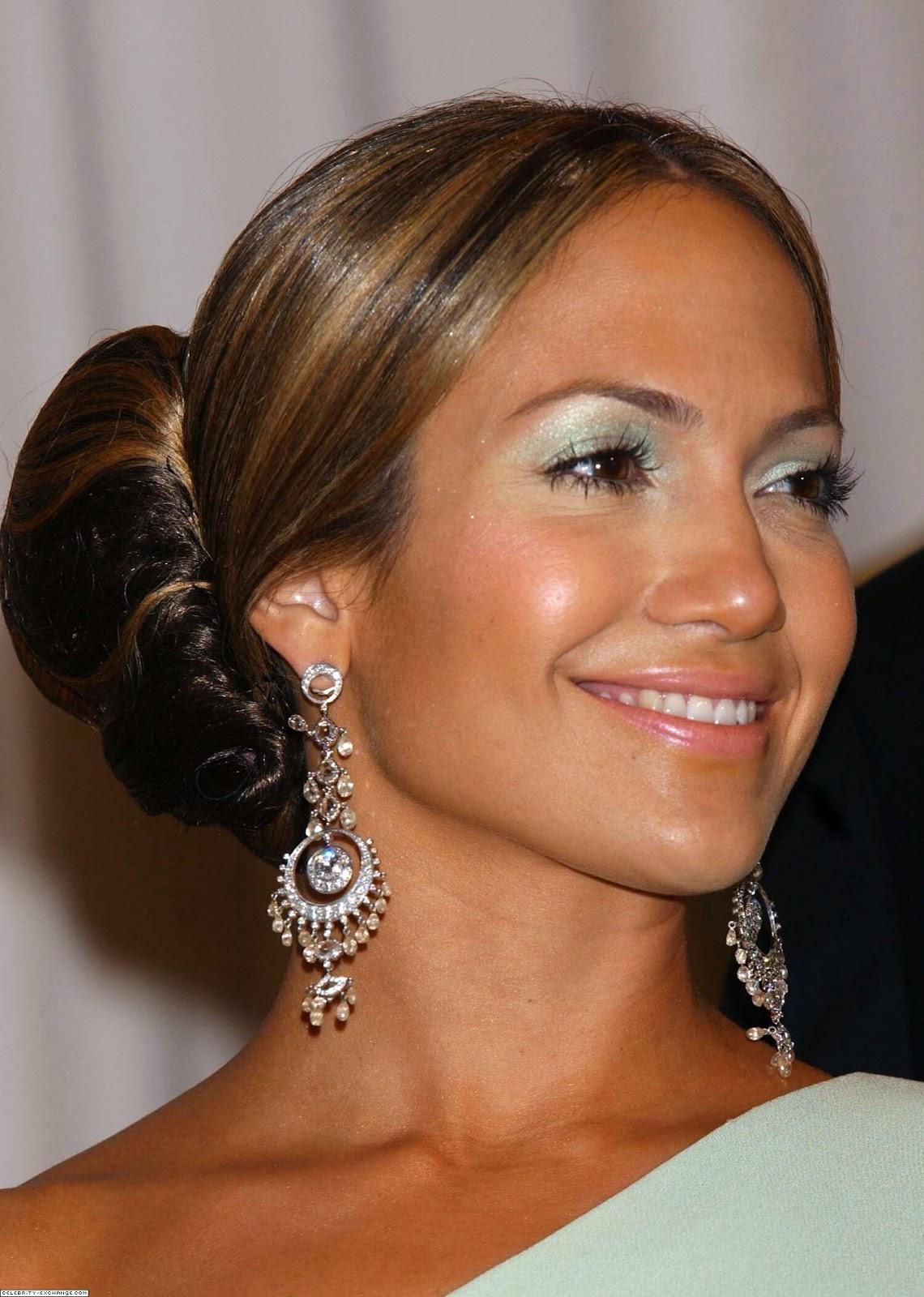 Peinados Jennifer Lopez - Peinado de Jennifer Lopez YouTube