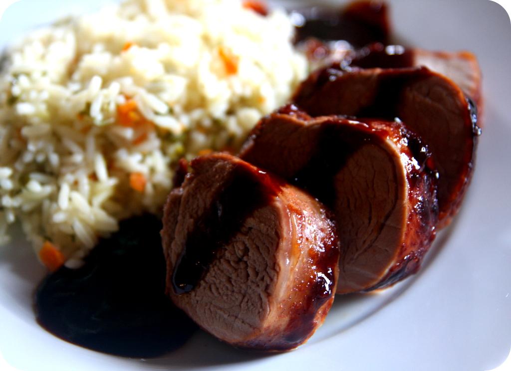 Tasca da Elvira: Filet mignon de porc à la chinoise
