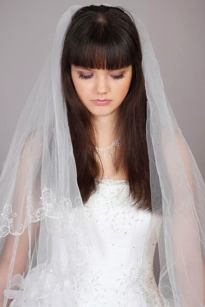 Wedding Hairstyles for Long Hair Down With Veil | Hairstyle Trends