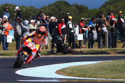 Hasil Lengkap Kualifikasi MotoGP Philip Island, Australia 2015