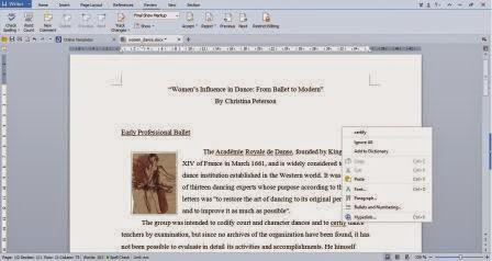 WPS Office 2014 вместо Microsoft Office