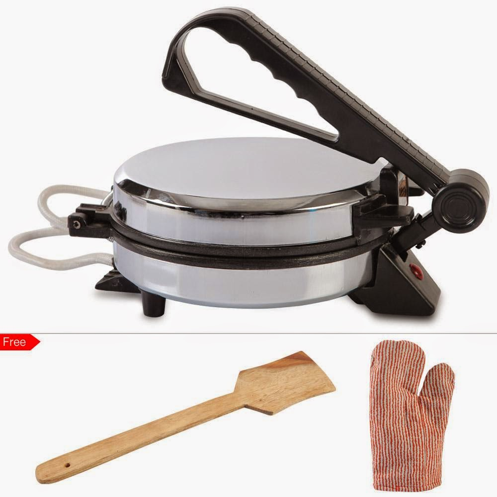 Paytm : Eagal Home Roti Makerat 70% Cashback from Rs. 225 : Buy To Earn