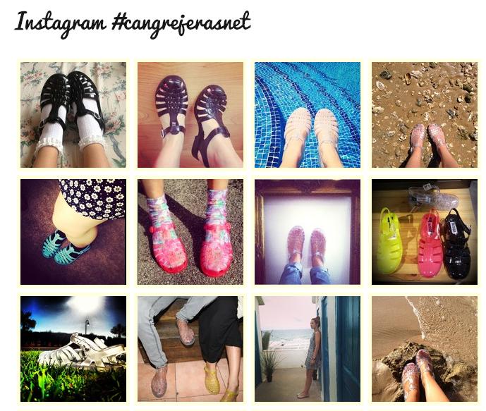 cangrejeras en instagram fotos de pies