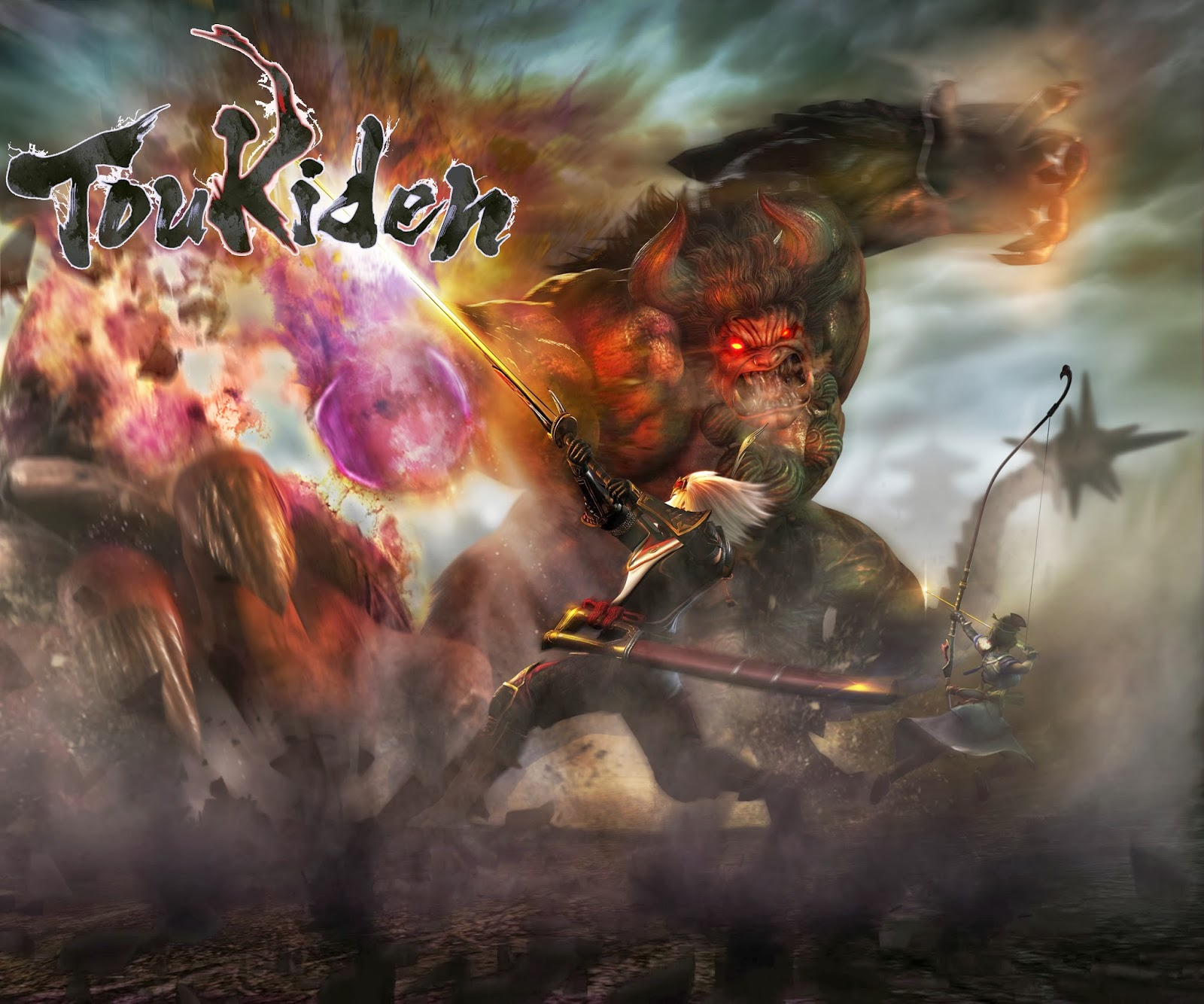 Toukiden full walkthrough let's play