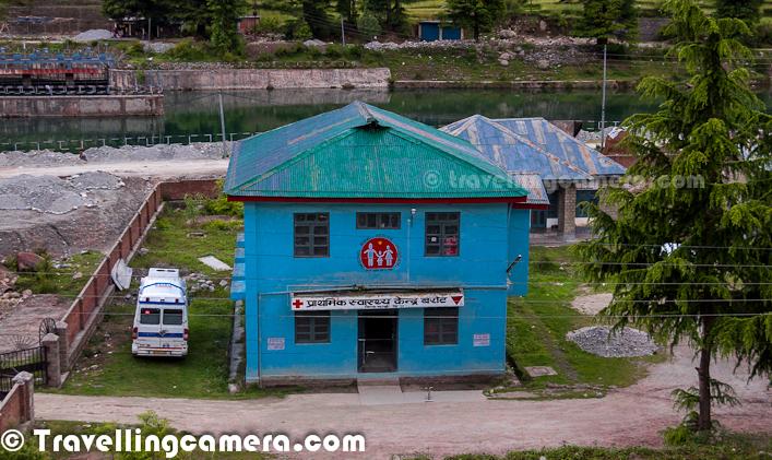 आओ लेके चलें आज हिमाचल प्रदेश की बरोट घाटी ...