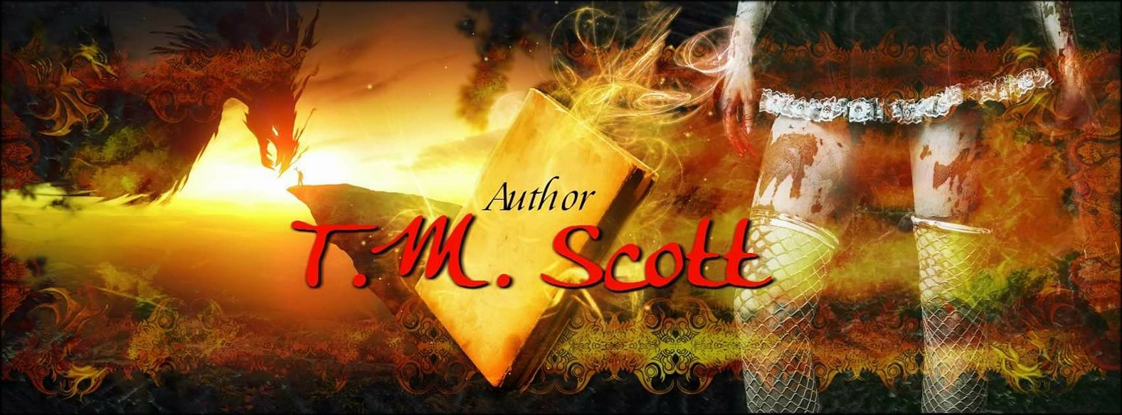 Author T. M. Scott