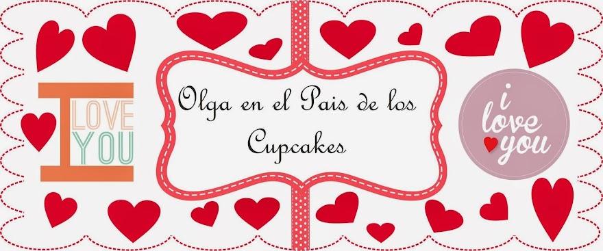 Olga en el pais de los Cupcakes