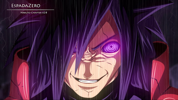Madara Uchiha Rinnegan Eyes 76