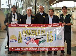 A2G15-AM: MISI ODIT PROJEK-PROJEK DI GAZA