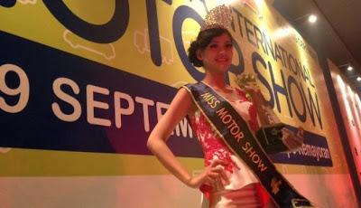 SPG Terbaik di IIMS 2013