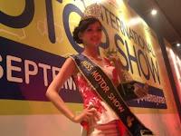 Inilah SPG Terbaik di IIMS 2013
