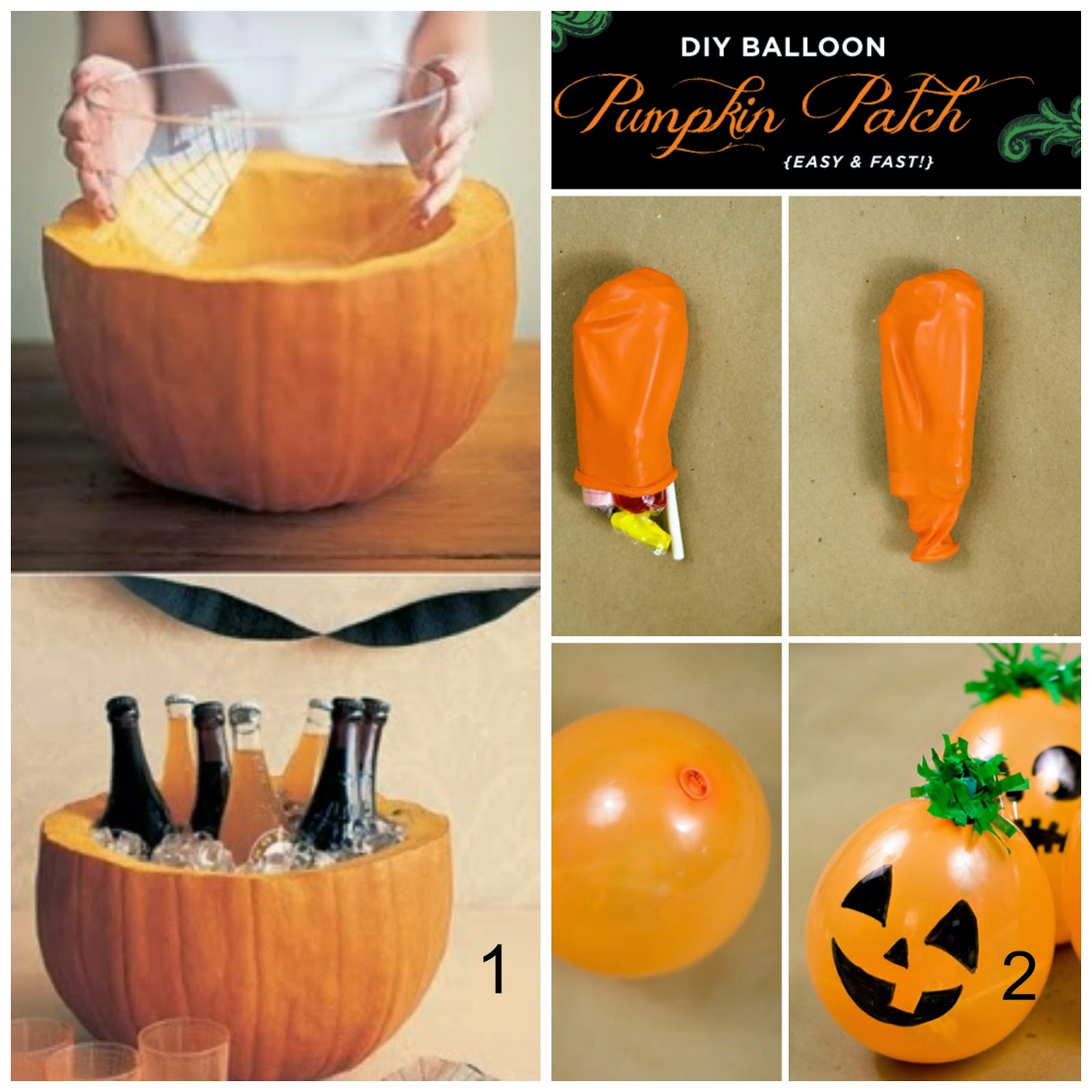 Souvent Mamma Aiuta Mamma: Addobbi fai da te per Halloween TE18